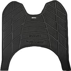 SEECO Floor Mat for Suzuki Access (Black)
