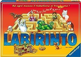 Ravensburger Italy Labirinto Magico Gioco in Scatola, 26447