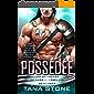 Possédée: Une romance de science-fiction avec des guerriers extra-terrestres (Les Seigneurs de guerre rebelles de Vandar…