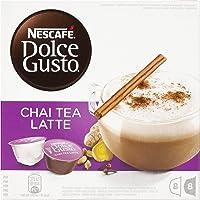 NESCAFÉ Dolce Gusto Chai Tea Latte | Pack de 3 x 16 Cápsulas - Total: 48 Cápsulas de té