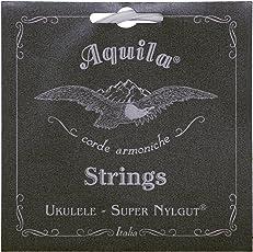 Aquila Super Nylgut AQ-104 Concert Ukulele Strings - Low G - Set of 4 Strings