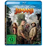 Jumanji: The Next Level [Blu-ray]