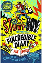 The Fincredible Diary of Fin Spencer: Stuntboy Paperback