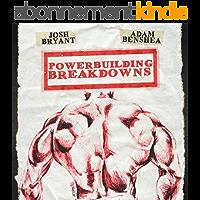 Powerbuilding Breakdowns (English Edition)