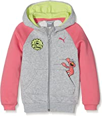 Puma Kinder Jacke Sesame Street Hooded Sweat Jacket