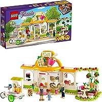 LEGO Friends Il Caffè Biologico di Heartlake, Set Educativo con 3 Mini Bamboline, Giocattoli per Bambini di 6 Anni…
