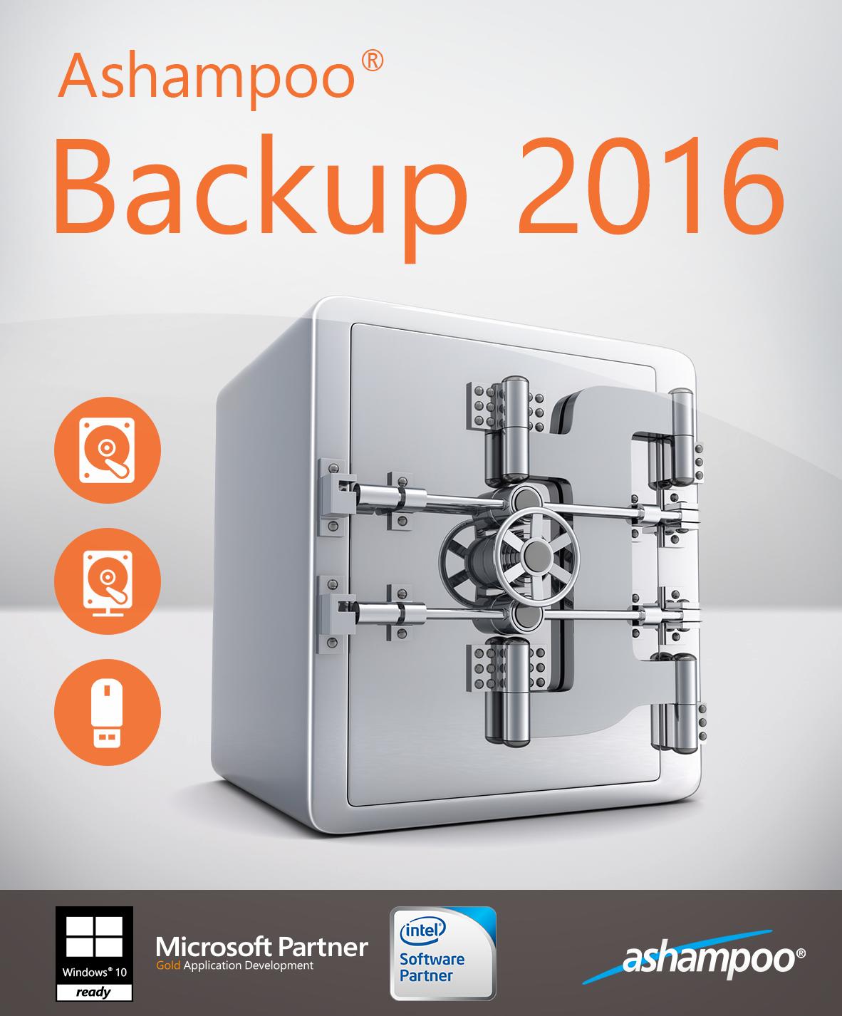 Ashampoo Backup 2016 [Download]