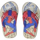 Spiderman by Kidsville Grey Color Boy's Flip-Flop