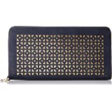 Lino Perros Navy Leatherette Small Purse