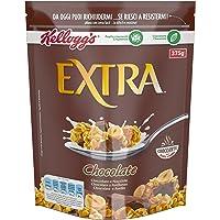 Kellogg's Extra Croccante Cioccolato e Nocciola, 375 g