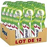 Signal Expert Confort Souple Brosse à Dents Manuelle - Pack de 12