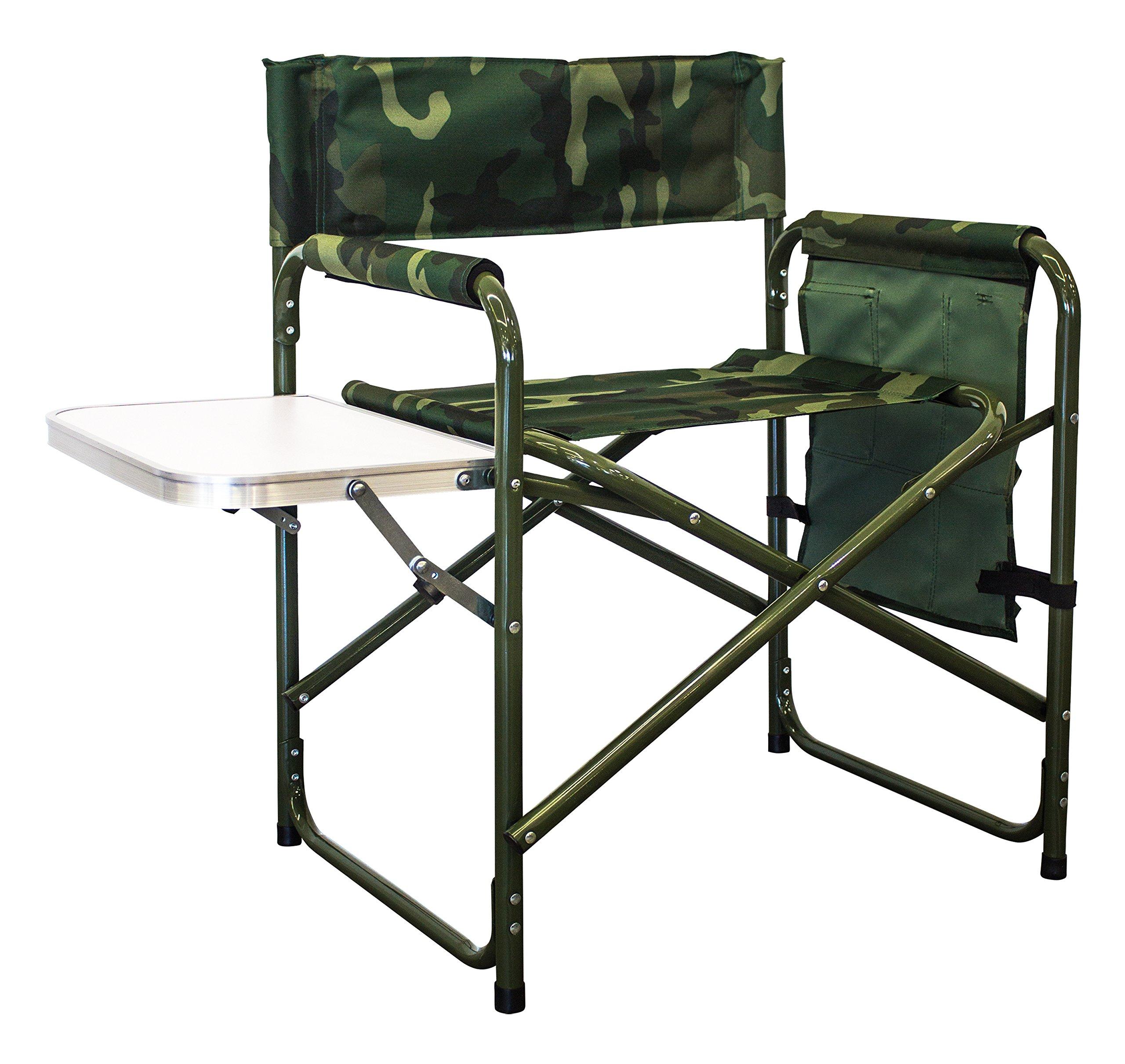 Tavolo Da Campeggio Con Sedie.Xone Poltrona Regista Camouflage Da Campeggio Pieghevole Sedia