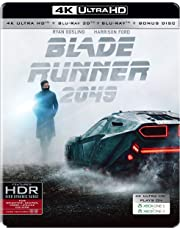 Blade Runner 2049 (Steelbook) (4K UHD + Blu-ray 3D + Blu-ray + Bonus Disc) (4-Disc Box Set)