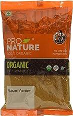 Pro Nature 100% Organic Rasam Powder, 100g