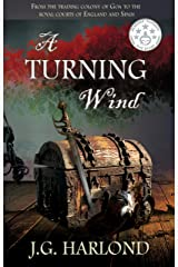 A Turning Wind (Ludo da Portovenere Book 2) Kindle Edition