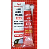 Anabond RTV Silicone Gasket Maker Red -85 GMS -High Temp