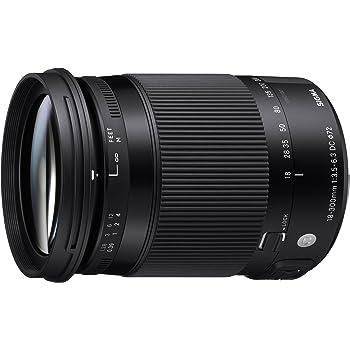 Sigma Objectif 18-300 mm f3.5-6.3 DC Macro OS HSM - Monture Nikon