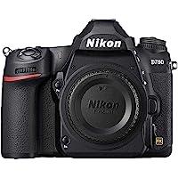 Nikon D780 Vollformat Digital SLR Kamera (24,5 MP, 4K UHD Video incl. Zeitlupenfunktion, EXPEED 6-Prozessor, 3,2 Zoll/8…