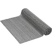 Venilia PVC Anti-Rutsch Unterlage Venigrip Anthrazit Schubladenmatte, Kofferraummatte, Antirutsch Universalmatte, 30 x…