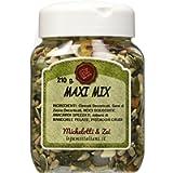 Michelotti & Zei Maxi Mix - Mix per Insalate - Pacco da 12 x 210 gr - Totale: 2520 gr