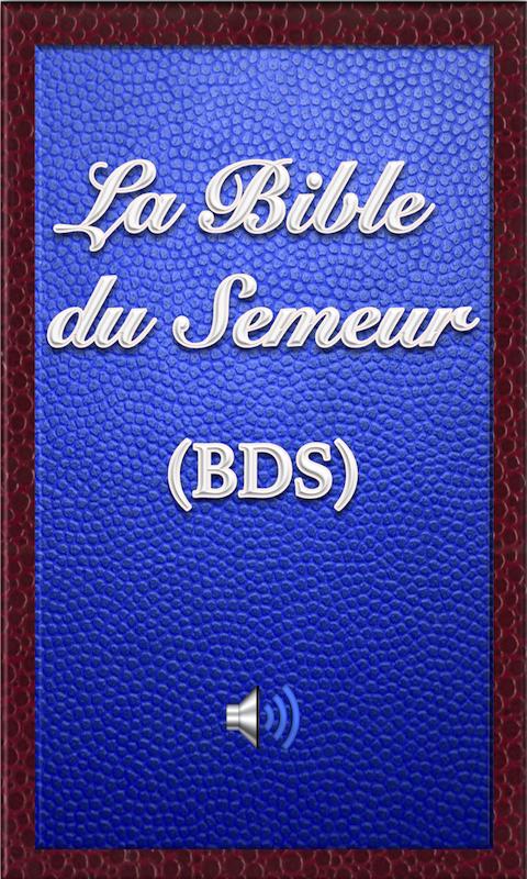 GRATUIT SEMEUR TÉLÉCHARGER BIBLE POUR PC