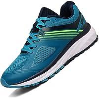TSIODFO Mens Trainers Mesh Tennis Running Shoes
