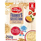 Cerelac 5 Cereals, Quinoa and Strawbery Baby Food, 250g - Pack of 1