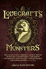 Lovecraft's Monsters Paperback