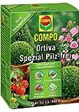 COMPO Ortiva Spezial Pilz-frei, Bekämpfung von Pilzkrankheiten an Zierpflanzen, Rosen und Gemüse, Konzentrat inkl…