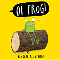Oi Frog! Audiobook (Oi Frog and Friends)