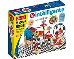 Quercetti-Quercetti-6560 Migoga Race, Multicolore, 6560