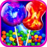 Best Beansprites LLC App Games - Galaxy Squishy Cake Pops - Kids Fun Dessert Review