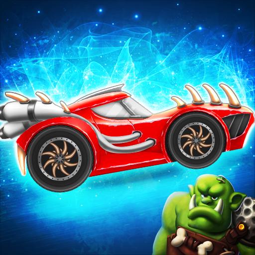 Destruction Racing Game (Demolition Lab)