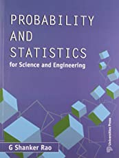 Probability and Statistics for Sc & Engg