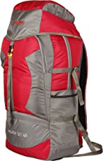 TRAWOC 55L Travel Backpack for Outdoor Sport Camp Hiking Trekking Bag Camping Rucksack SHK004 1 Year Warranty