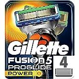 Gillette, Fusion ProGlide Power, rakblad för män