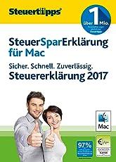 Akademische Arbeitsgemeinschaft SteuerSparErklärung 2018 I für Steuerjahr 2017 I Mac Download