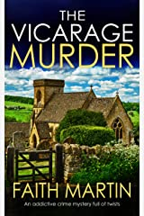THE VICARAGE MURDER an addictive crime mystery full of twists (Monica Noble Detective Book 1) Kindle Edition