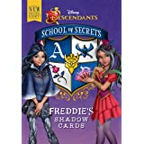 School of Secrets: Freddie's Shadow Cards (Disney Descendants): 2 (School of Secrets, 2)
