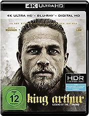 King Arthur: Legend of the Sword (4K Ultra HD + 2D-Blu-ray) (2-Disc Version)  [Blu-ray]