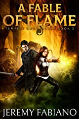 A Fable of Flame: Tempest Chronicles Book 2 Kindle Edition