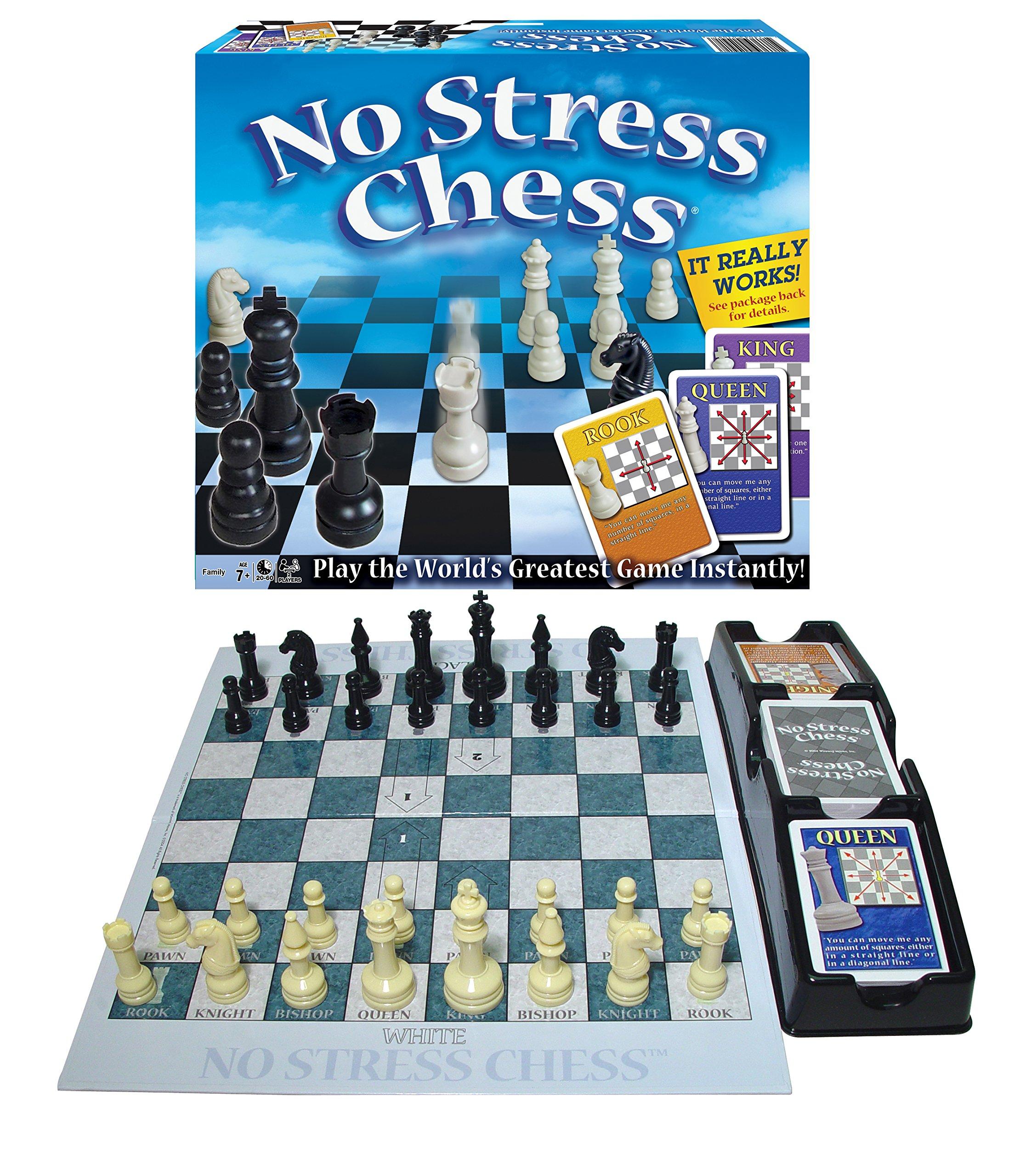 Winning-Moves-No-Stress-Schachspiel Winning Moves No Stress Schachspiel -