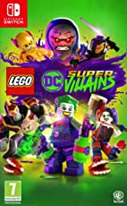 LEGO DC Super Villains (Nintendo DS)