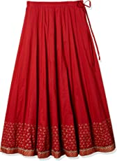 BIBA Women's Skirt