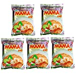 Mama Instant Noodle Shrimp - 60gm (Pack of 5)