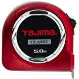 Tajima H1550MW Hi-Lock meetlint 5 m x 25 mm Rood