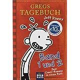 Gregs Tagebuch - Band 1 und 2: Doppelband: 1-2