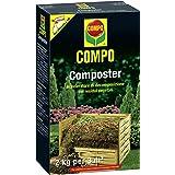 Compo Composter Accélérateur de décomposition des résidus végétaux 2 kg