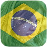 Brazil Flag Profile Picture