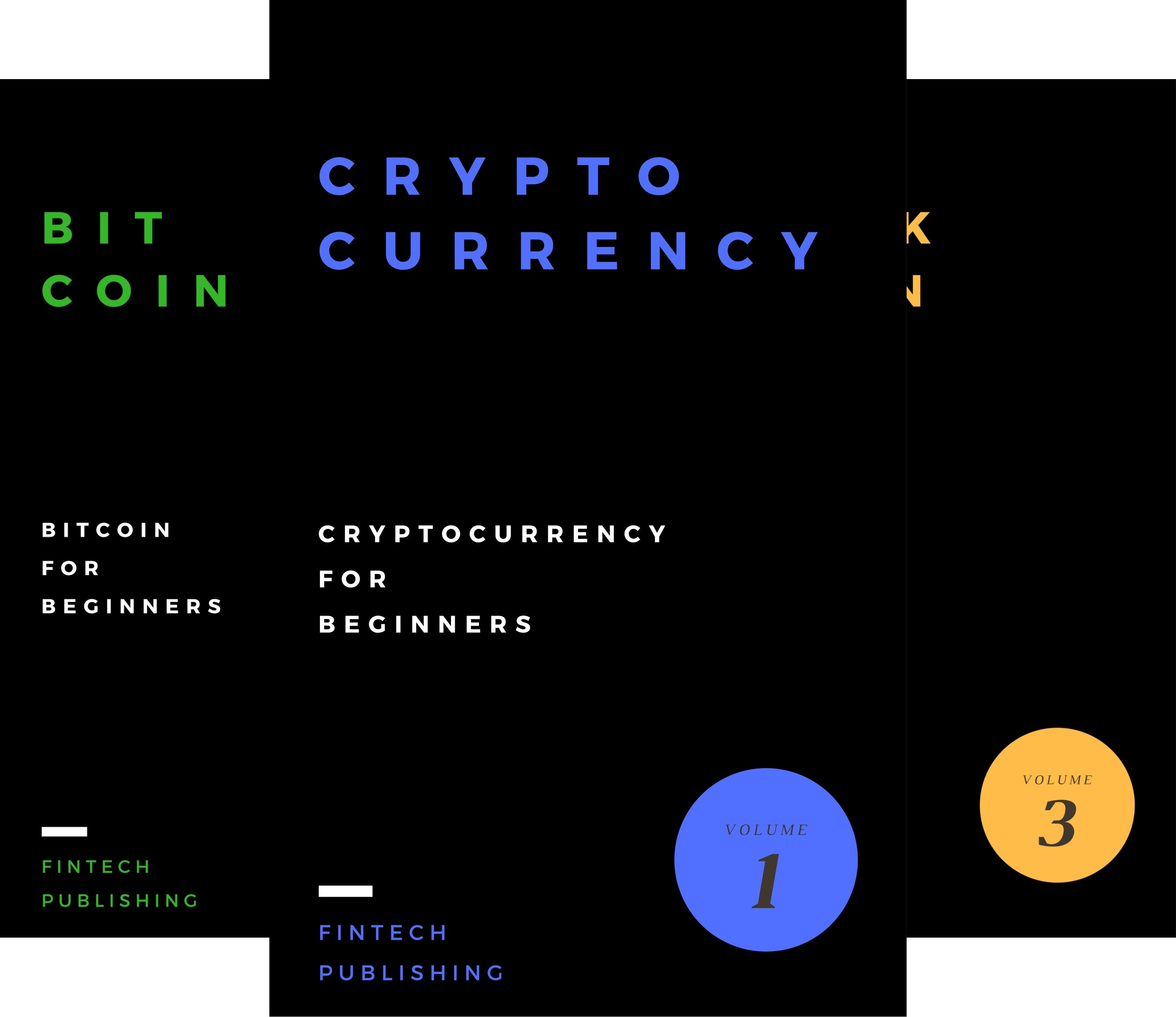 Cryptocurrency (4 Book Series)